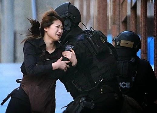 australia hostages freed