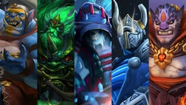7 Playable Hero Characters in DOTA 2