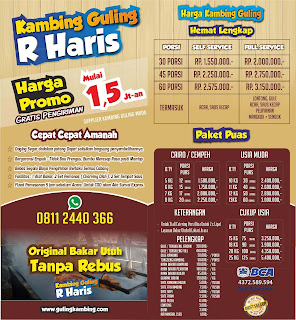 Harga Kambing Guling di Bandung th2021, harga kambing guling di bandung, kambing guling di bandung, kambing guling bandung,