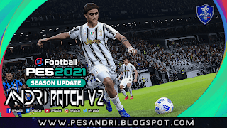 PES 2021 Andri Patch V2.0 AIO For PC