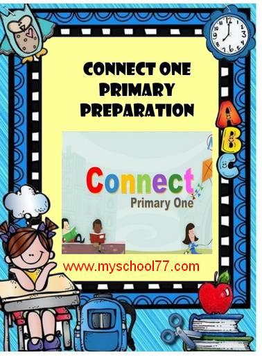 تحضير منهج اللغة الانجليزية Connect 1  للصف الاول الابتدائى ترم ثانى 2020