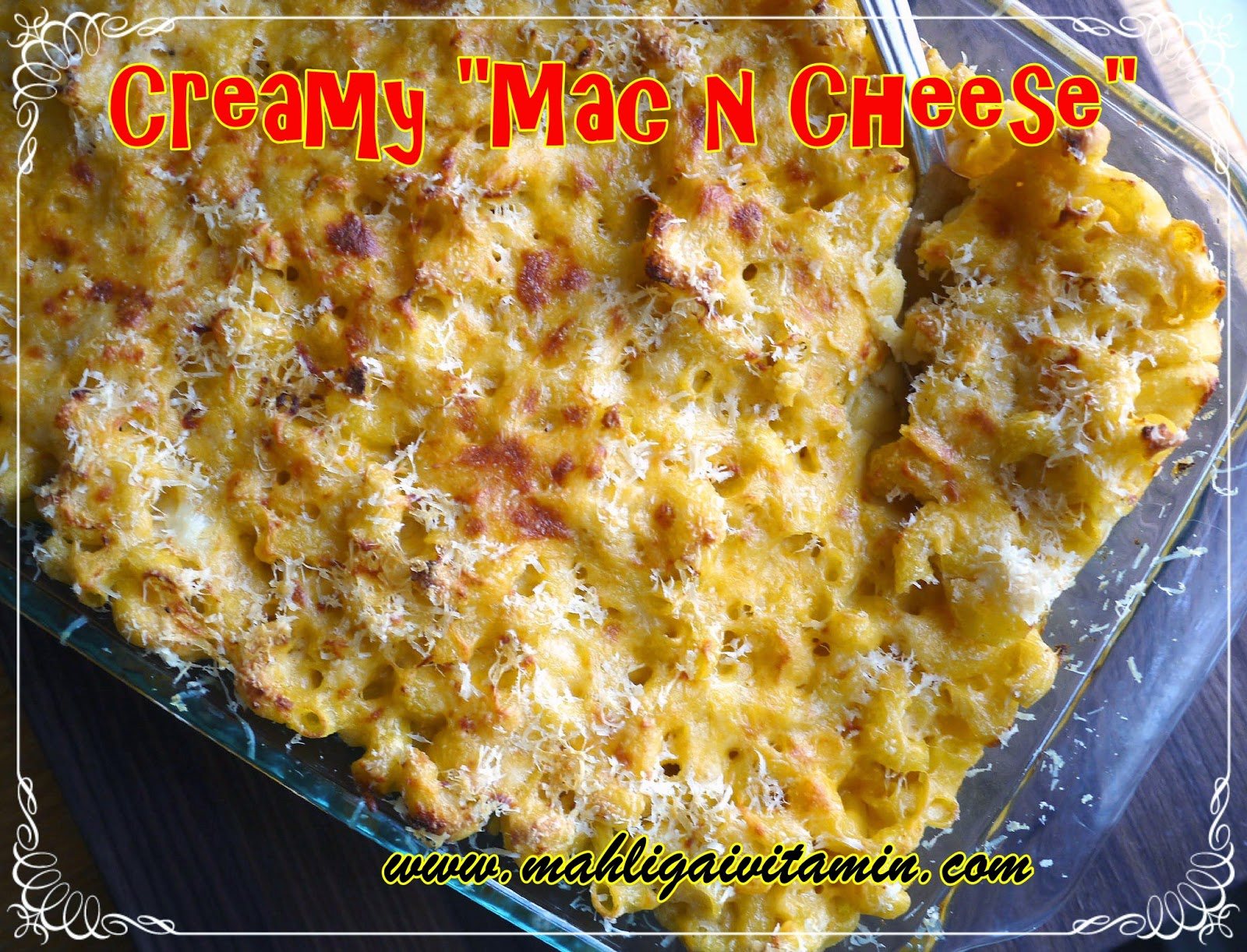 resepi macaroni cheese bakar