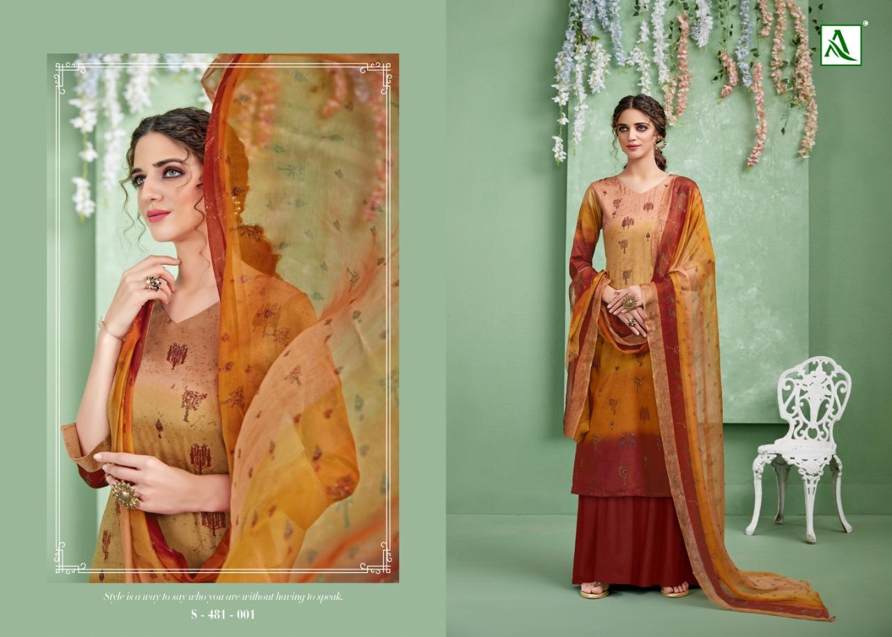 Alok Suits Sachi jam Cotton Salwar Kameez Collection 2020 ...