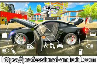 Car Simulator 2 MOD APK مهكرة للاندرويد اخر اصدار