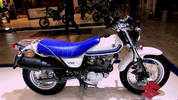 Spesifikasi Suzuki Vanvan 125 Penantang Terlupakan Kawasaki W175