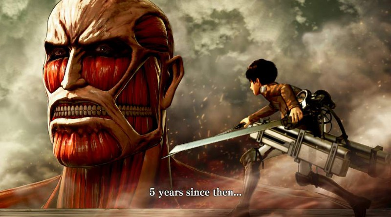 attack on titan ps vita ps3 ps4 20160407 008 800x445 - Attack on Titan: Wings of Freedom (VPK) PS VITA