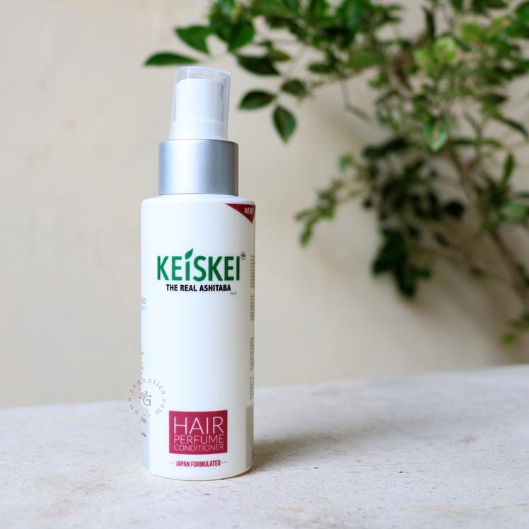 Keiskei Hair Perfume Review