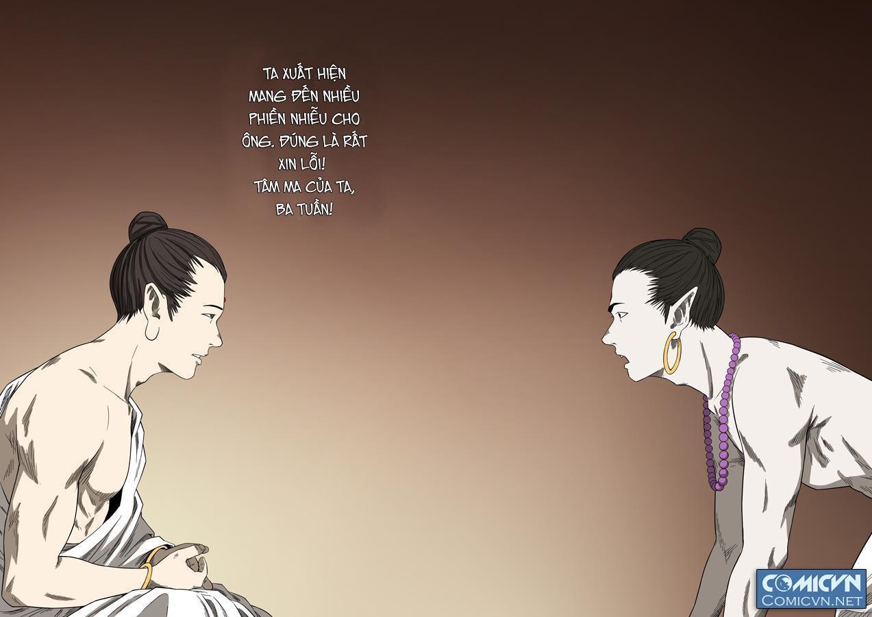 Đệ Lục Thiên Ma Vương Chap 56 - Trang 22
