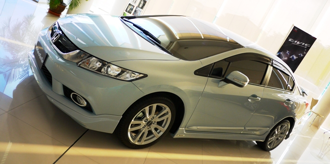 TODAY'SCAR: The New Civic 2012 Prices