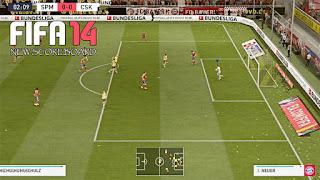 FIFA 20 Scoreboard for FIFA 14