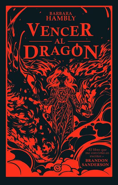 Vencer al dragón, de Barbara Hambly