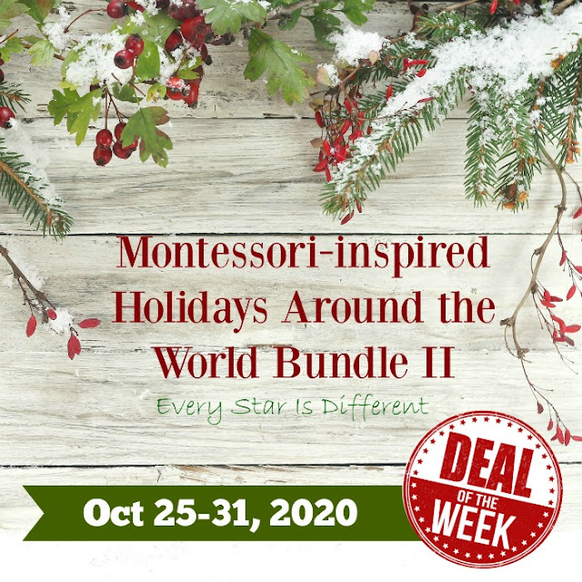 Deal of the Week: Holidays Around the World Bundle II