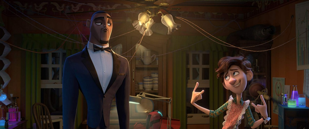 Spies in Disguise, Animation, Comedy, Action, Will Smith, Tom Holland, Blue Sky STudios, 20th Century Fox, Movie Review by Rawlins, Rawlins GLAM