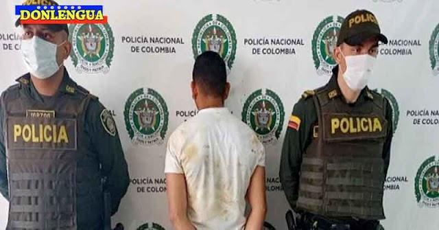 Venezolano mató a un compatriota en Colombia por haber sacado a bailar a su mujer
