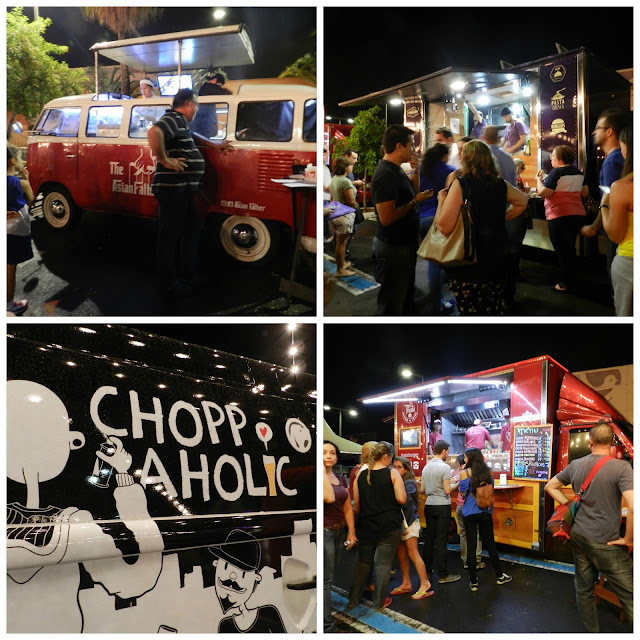 Food Truck Festival, Shopping Parque Dom Pedro em 2015