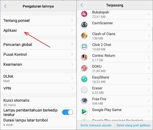 Cara Menghilangkan Notifikasi Aplikasi Game di Android