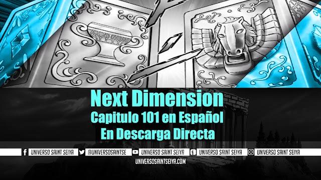 Next Dimension Capitulo 101 en Español
