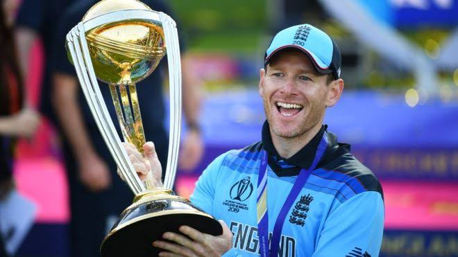 Eoin Morgan said - The result of these four years of hard work