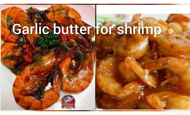 Garlic Butter for Shrimp