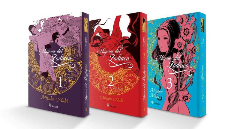 Mujeres del zodiaco () - Miyako Maki - Satori Ediciones
