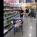 Moradora de Eldorado-MS participa da Corrida do Carrinho Maluco e ganha mais de R$ 300,00 em compras! Promoção do Supermercado Marini Superou Expectativas!