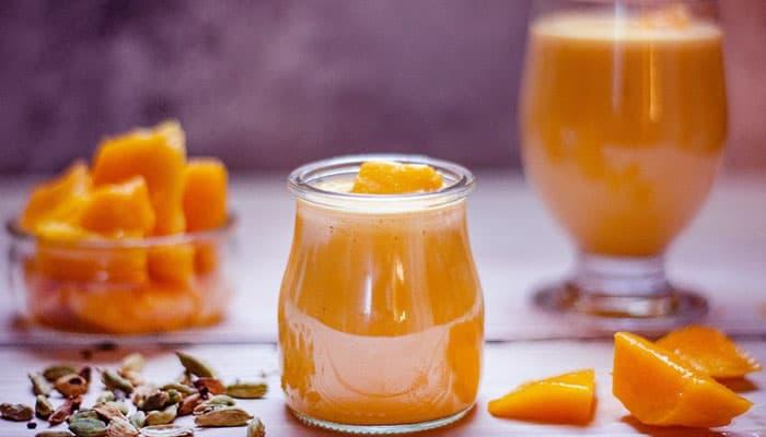 Minuman Jus Mangga