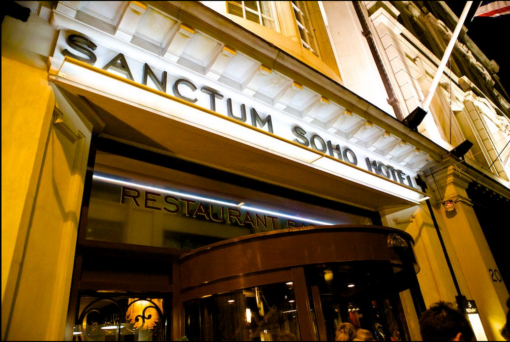 Sanctum Soho hotel London