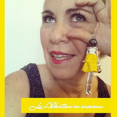 Le Albertine in crociera outfit  you clay golden straw crociera collana bambolina alberta bijoux