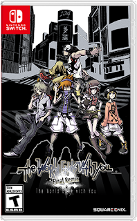 The World Ends with You: Final Remix – Switch Xci + nsp