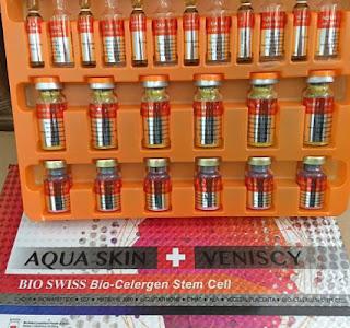 Aqua Skin Veniscy Bio Swiss Celergen Stem Cell