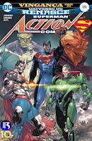 DC Renascimento: Action Comics #979