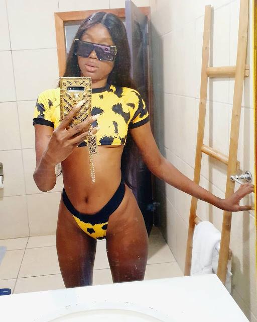 Fulani Model, Ramatulai, Slays In 'Hot' Bikini (Photos)
