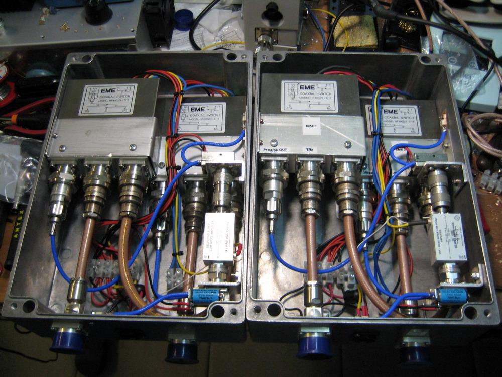 2m 70cm 23cm Low Noise Amplifiers Zs1ii Ve2ek Amateur
