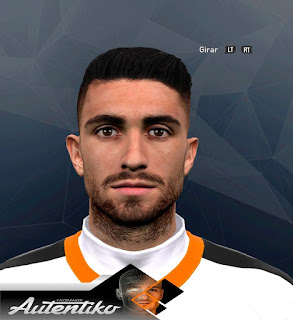 PES 2017 Faces Cristiano Piccini by Autentiko