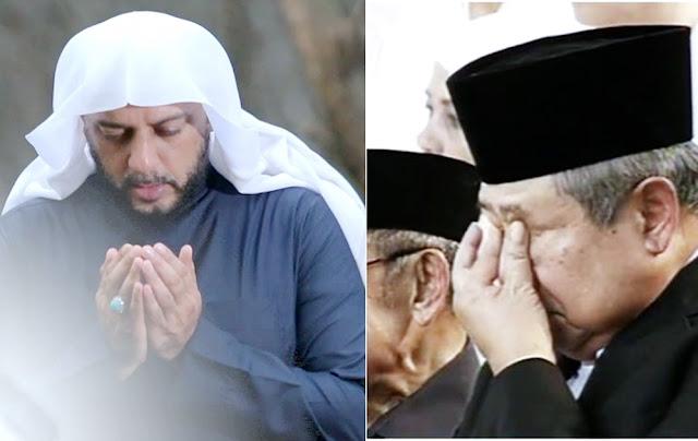 SBY Terpukul atas Wafatnya Syekh Ali Jaber dan Beri Kesaksian Begini