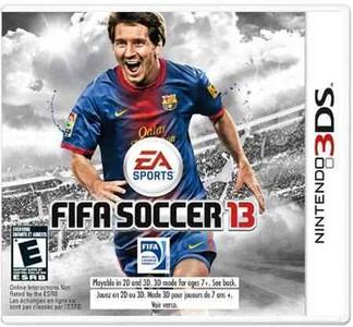 Rom FIFA 13 3DS