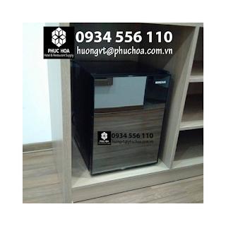 Minibar cho khách sạn - minibar homesun Phúc Hòa phân phối