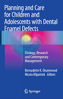 Planning and Care for Children and Adolescents with Dental Enamel Defects