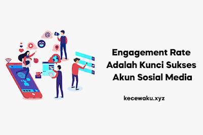 Engagement Rate Adalah