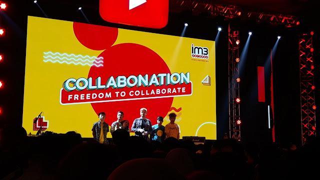 Collabonation IM3 Ooredoo YTFF Surabaya