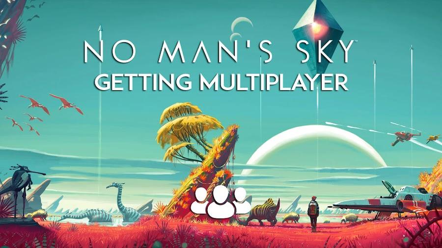 no mans sky multiplayer announced