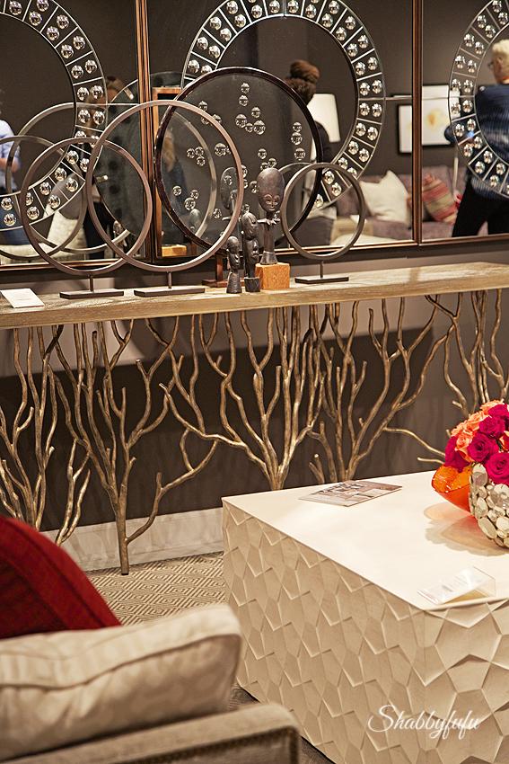 ambella home tree branch console