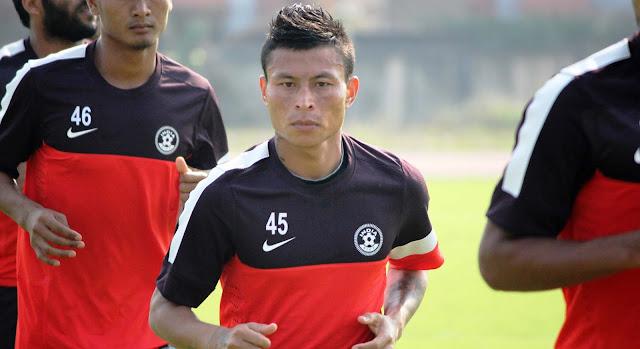 Jackichand Singh,Footballer,