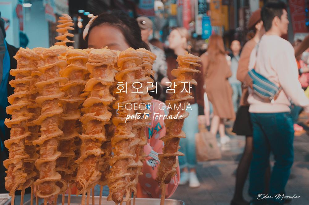 Uncovering-Eden-Food-In-Myeongdong-South-Korea-Hoeori-Gamja-Potato-Tornado