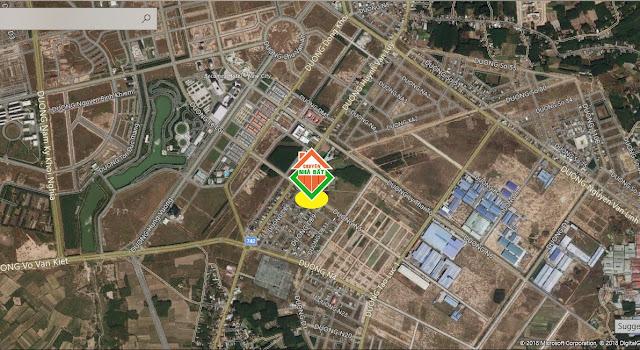 Bán đất đường N5 Lê Lợi, Khu đô thị mới, trung tâm TP.Thủ Dầu Một