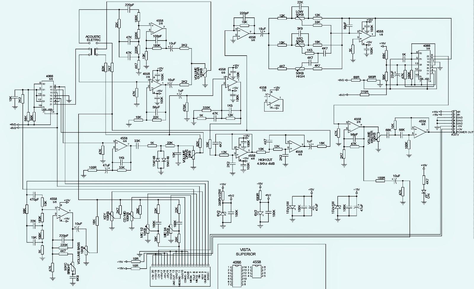 electro help caixa ciclotron nprc 500 schematic diagram. Black Bedroom Furniture Sets. Home Design Ideas