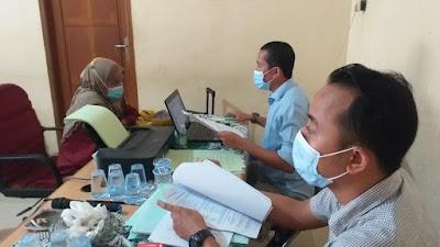 Di Pungut Biaya, Tim Kejaksaan Negeri Kabupaten Tangerang Datangi Desa Kayu Agung Sepatan