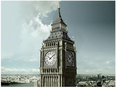 صور خلفيات ساعة بيج بن