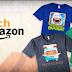 """أفضل تصاميم ل""""merch by amazon"""" لكسب المال في هذا الصيف"""