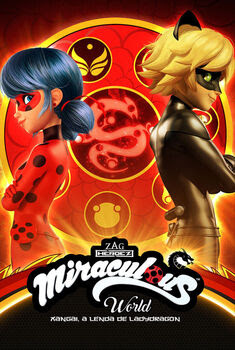 Miraculous World: Xangai, a Lenda de Lady Dragon